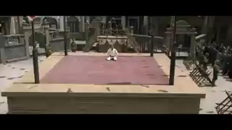 Отрывок из фильма Ип Ман Донни Йен против японского генерала.mp4