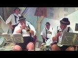 Яркий ансамбль традиционной немецкой и баварской музыки