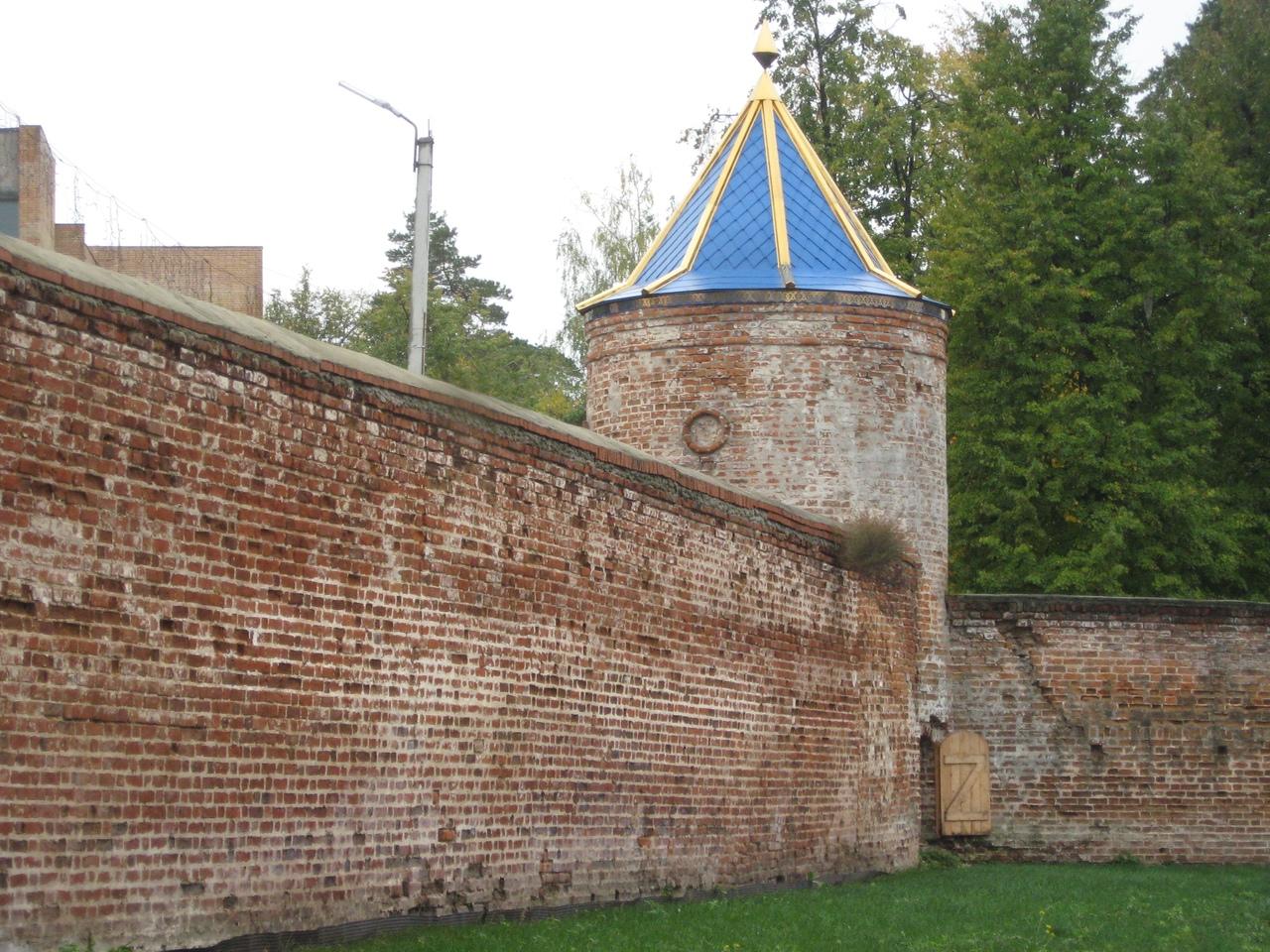 Солотчинский монастырь. Рязанская область