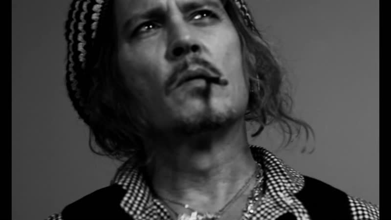 Johnny Depp by Silvan Giger