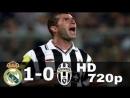 Juventus vs Real Madrid 1997-1998 final