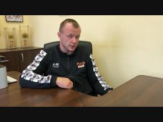 Александр Шлеменко о встрече с мэром Оксаной Фадиной по поводу ликвидации омского картодрома