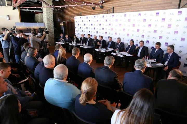 В Зеленчукском районе обсудили вопросы развития бизнеса на Кавказе