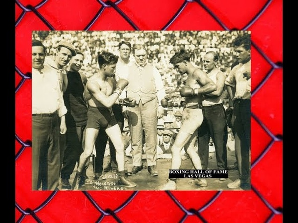 Ad Wolgast KOs Joe Rivers - Retains Lightweight Crown - July 4, 1912