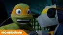 Черепашки ниндзя Железная Голова Nickelodeon Россия