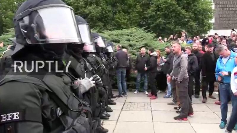 Proteste weiter 15.000 Patrioten auf der Strasse ▪️▪️ Live aus Chemnitz ▪️▪️ 01.09.2018 -