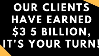 Our Clients Have Earned $3 5 Billion, It's Your Turn!Earnings In Affiliate Programs