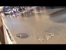 Потоп возле метро Ломоносовская 16 07 2018