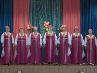 Вокальный коллектив «Кневичанка» - «Деревенька моя у реки»