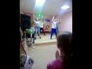 танец вожатых на закрытее лагеря