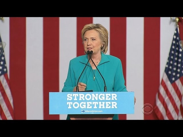 Clinton calls out Trump for alt-right ties