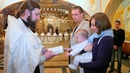 Клип с Крещения Макара. Храм Покров Пресвятой Богородице в Ясенево