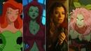 Эволюция Ядовитого Плюща в мультфильмах и кино