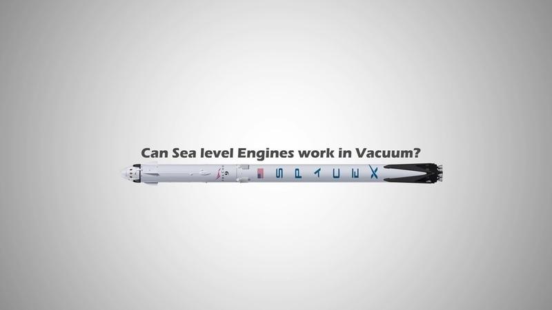 Falcon 9's Vacuum Engines Vs. Sea Level Engines, MF Ep6