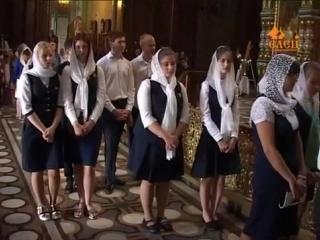 Выпускники православной гимназии им. Святителя Тихона Задонского получили аттестаты зрелости