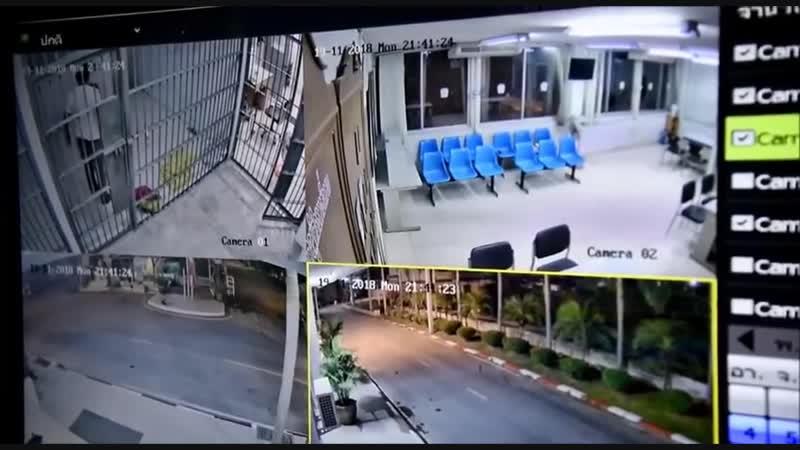 В Бангкоке подозреваемый закрыл полицейского за решеткой и сбежал из полиции