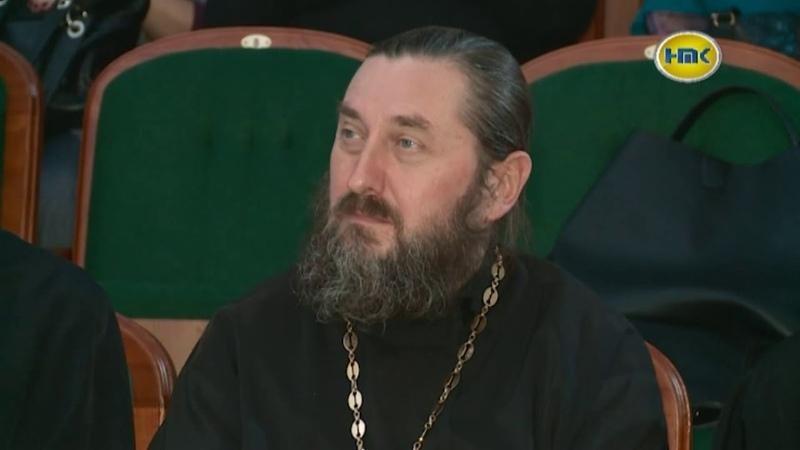Открытие V муниципальных Рождественский чтений в Наро Фоминске