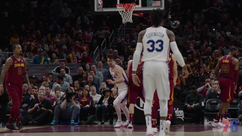 Game Recap | Sixers vs Cavaliers (12.09.17)