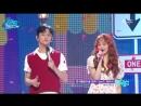 180811Mina Mark '한 여름밤의 꿀' @ Music Core. Episode 600. Special Show
