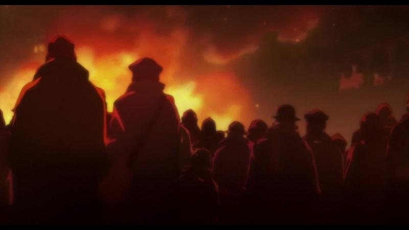 [AniDub] Ghost in the Shell 2 Innocence   Дух в стальной плоти 2 Невинность [MVO]