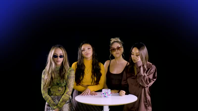 Little Mix Absolutely Own Iconic Pop Songs In Finish The Lyric