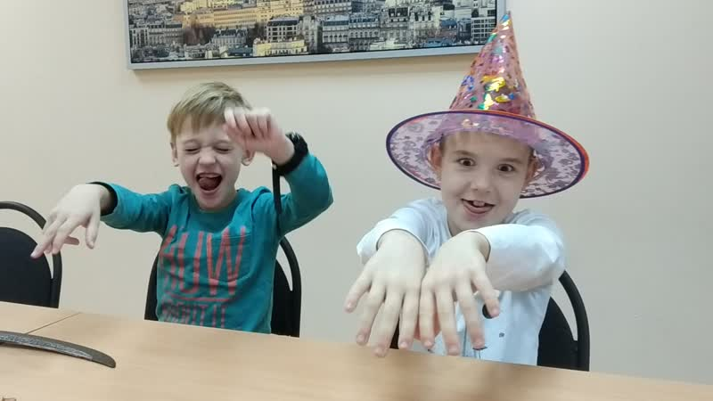 Polyglot Speaking Club Kids 27-28 October 2018