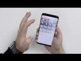 Распаковка Samsung Galaxy S9+