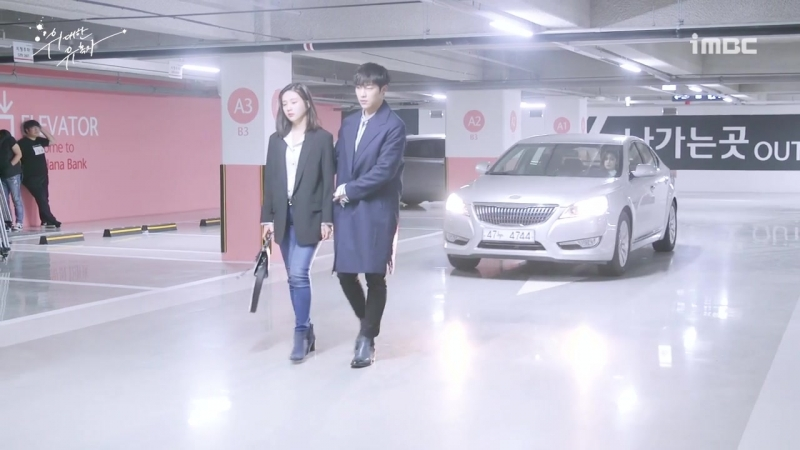 180424 ↝ Tempted (The Great Seducer) Behind the Scenes 16