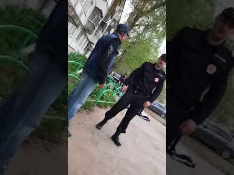 Ижевск схватка полицейского и вора полная версия