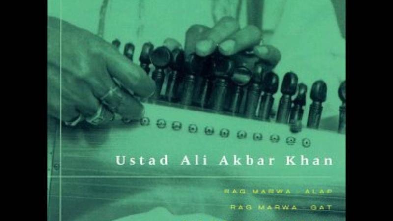Marwa, Ali Akbar Khan and Mahapurush Misra. The 40 Minute Raga