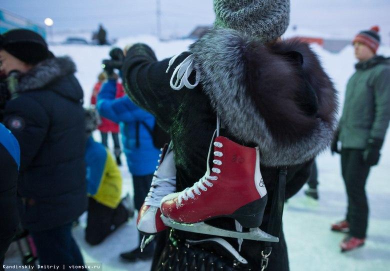 Иван Кляйн: ГИБДД хочет закрыть каток возле СФТИ в Томске.