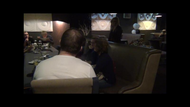 Турнир по мафии в клубе Империя Игра 5 Стол 3