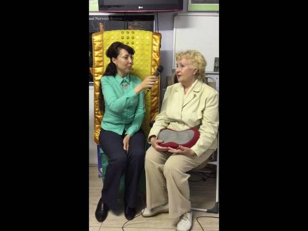 Отзыв о нефритовом ковре Императорский и массажере Мини Джейд Сочи Витал Райз оборудование