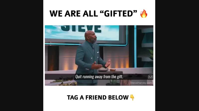 Follow your gift