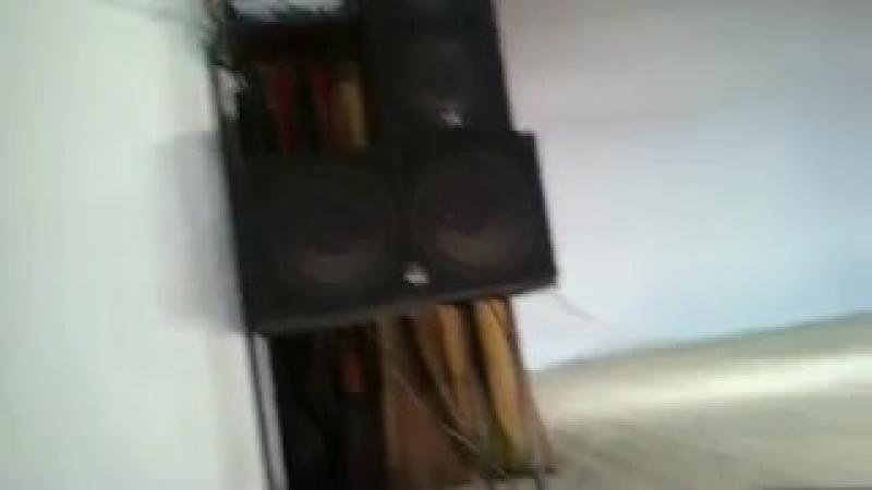 мощность колонок 950 ватт звук 6 киловатт видео с моего концертного зала