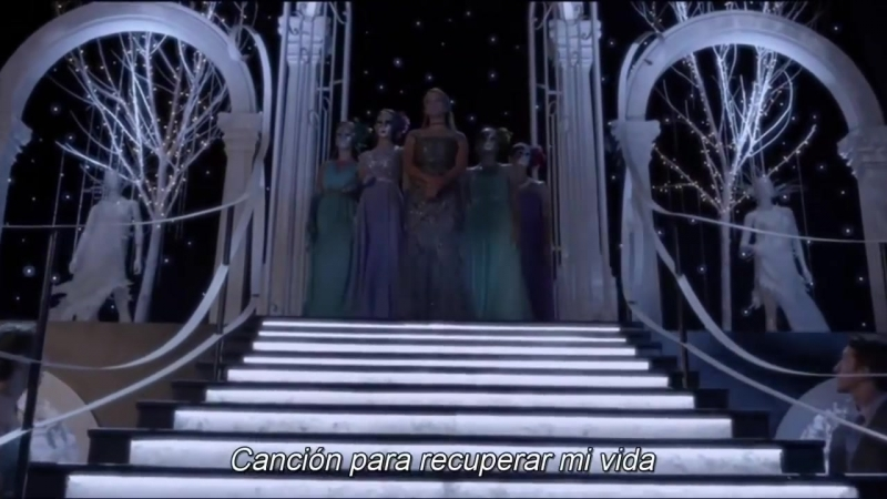 """PLL - Alison DiLaurentis Enters the Ice Ball SUBTITULADO 5x13 """"How the A Stole Christmas _"""""""