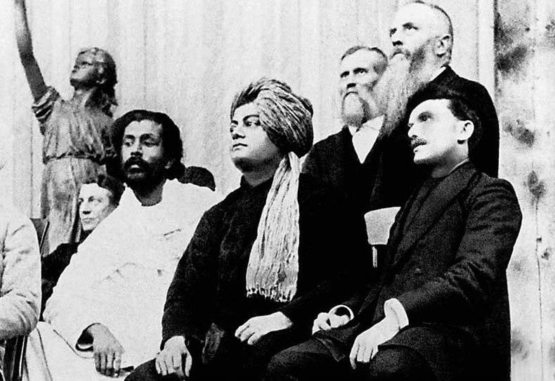 Никола Тесла и Свами Вивекананда