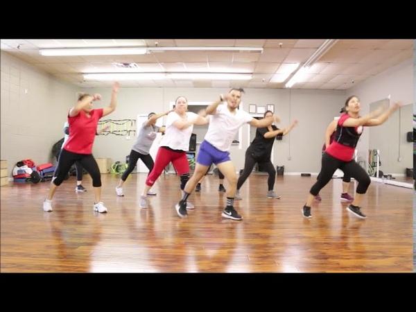 1,2,3 Sofia Reyes Zumba Fitness Coreo