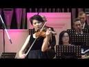 Галия Бисенгалиева. И. Брамс. Концерт для скрипки с оркестром. 01.12.2017
