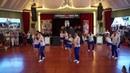 Stockholm Salsa Dance Bachata Dominicana Student Team at Gröna Lund 2018