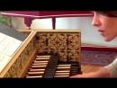 881 J. S. Bach – Prelude and Fugue in F minor, BWV 881 [Das Wohltemperierte Klavier 2 N. 12] - Chiara Massini, harpsichord