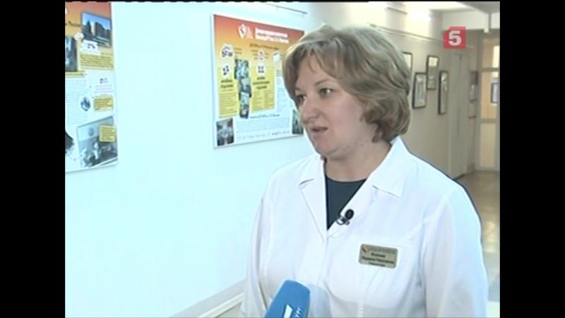 Главный врач Филатовской больницы Петербурга