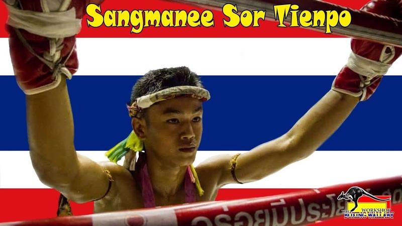 Sangmanee Sor Tienpo Million Dollar Baby Highlight