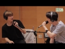 14 09 18 KBS COOL FM AKMU Suhyun's Volume Up @ The Real Hot Potato Lovefool