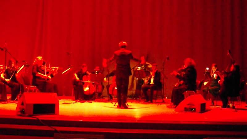 Русский камерный оркестр п/у С.Проскурина. «Адажио Альбинони» / Ремо Джадзотто