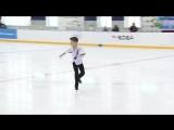 Даниил Самсонов - 1 место. Первенство России 2018