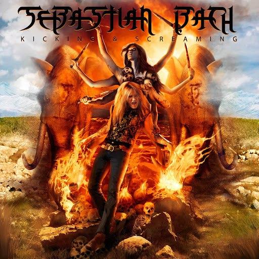 Sebastian Bach альбом Kicking & Screaming
