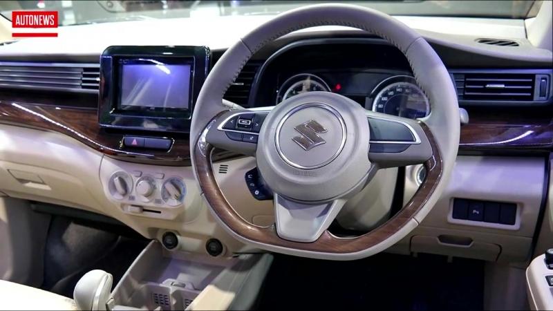 Новый Suzuki Ertiga_ компактвэн который нужен России