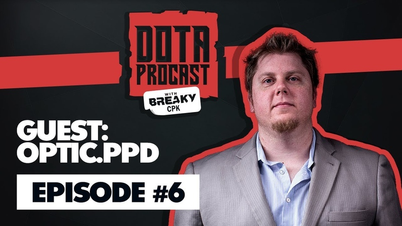 DotA Procast Podcast with BreakyCPK Elevated 6 - Guest: OpTic.ppd