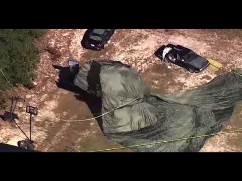 NBC: JB Charleston Humvee dropped on NC town